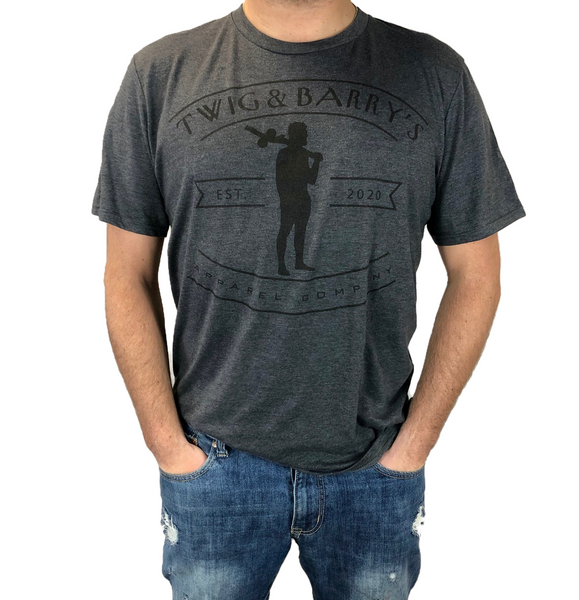 Manning Anvil Tee - Grey
