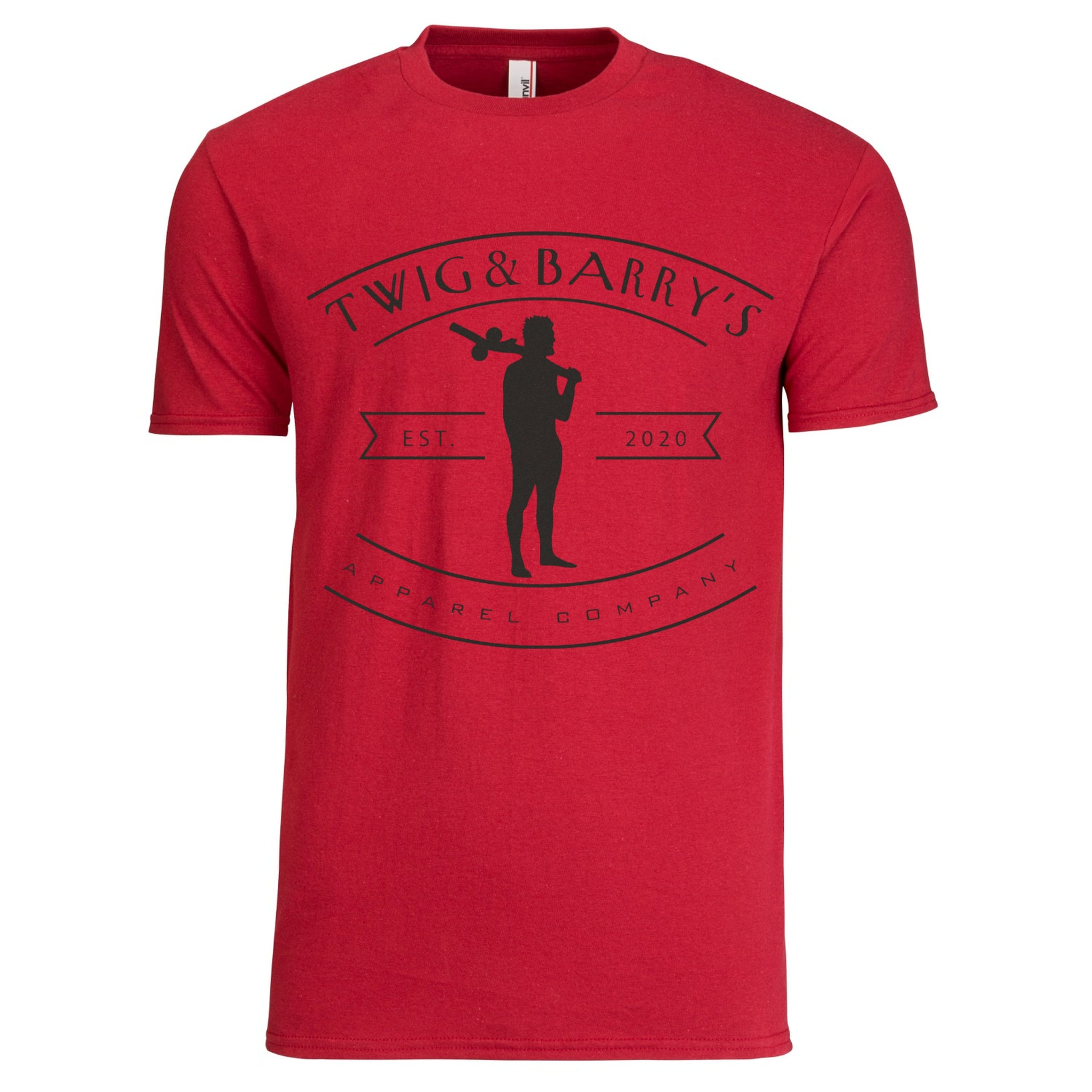Manning Anvil Tee - Red