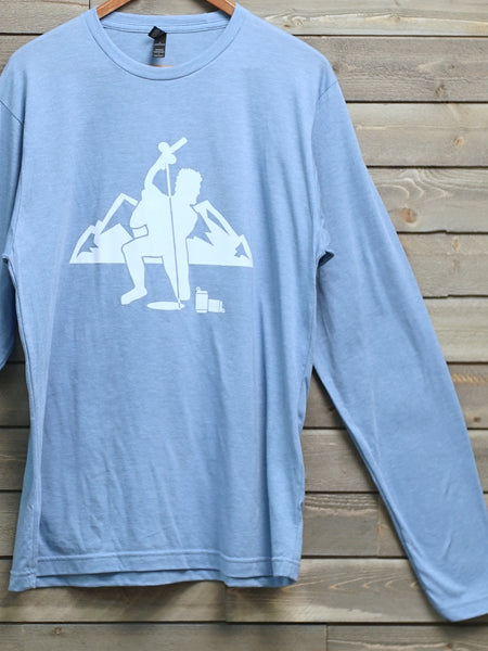 Ice Fisher Long Sleeve Tee