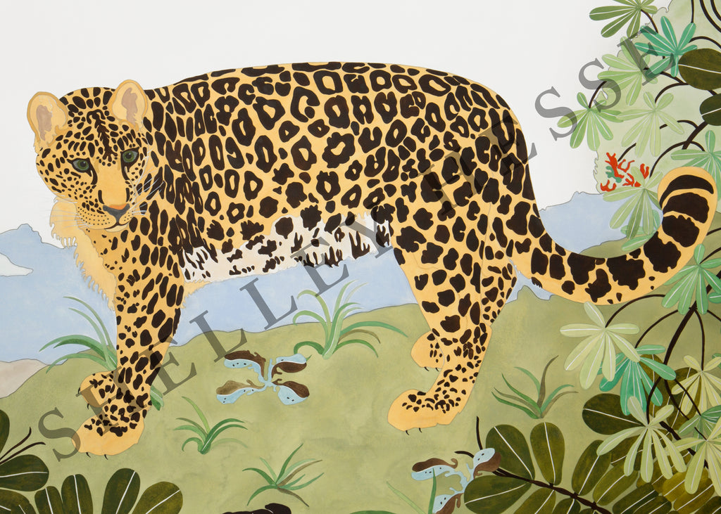Young Leopard Mission Statement