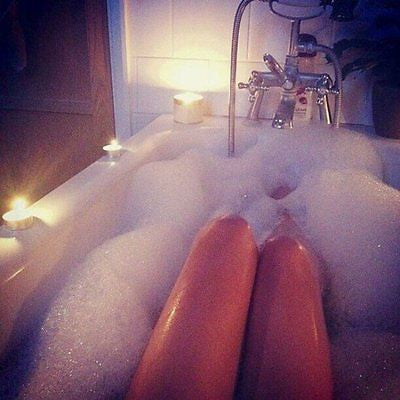 Bubble Bath infused with magickal energies