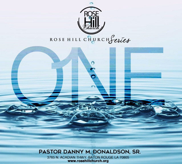 ONE (Message) (CD)