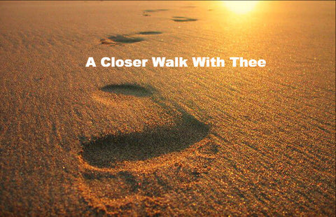 A Closer Walk With Thee (CD)