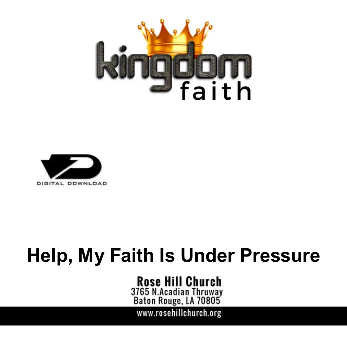 Help, My Faith Is Under Pressure