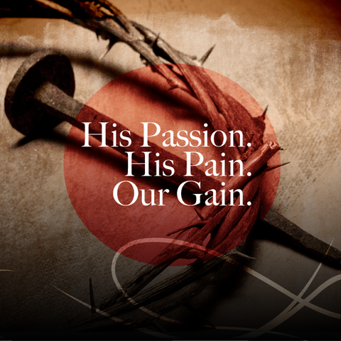 His Passion (CD)