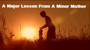 A Major Lesson From A Minor Mother (CD)