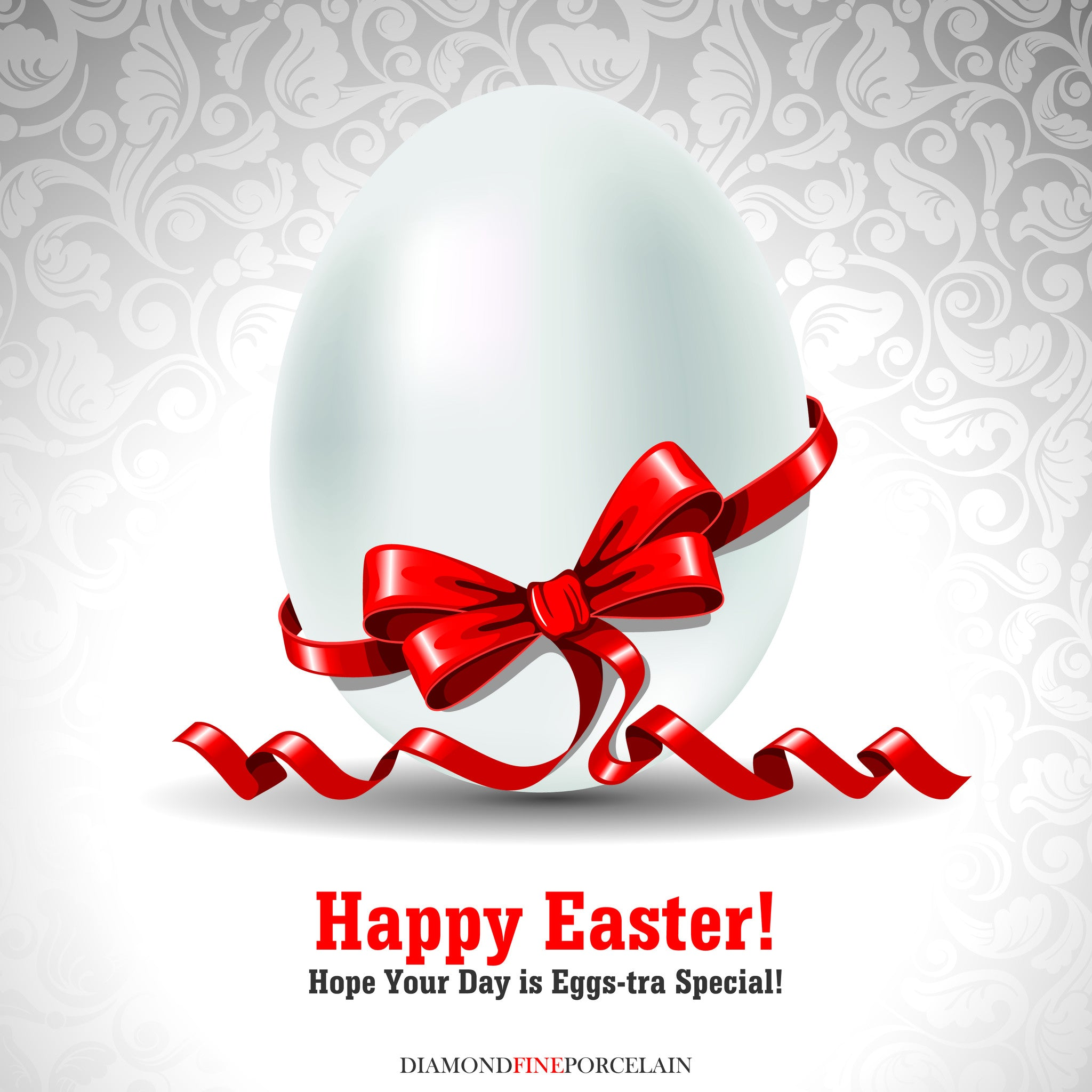 We wish you a happy Easter!