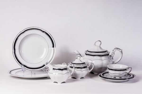 23-Piece Tea & Dinner Set | Bolero