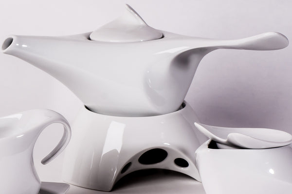 Tea Pot & Warmer | Future