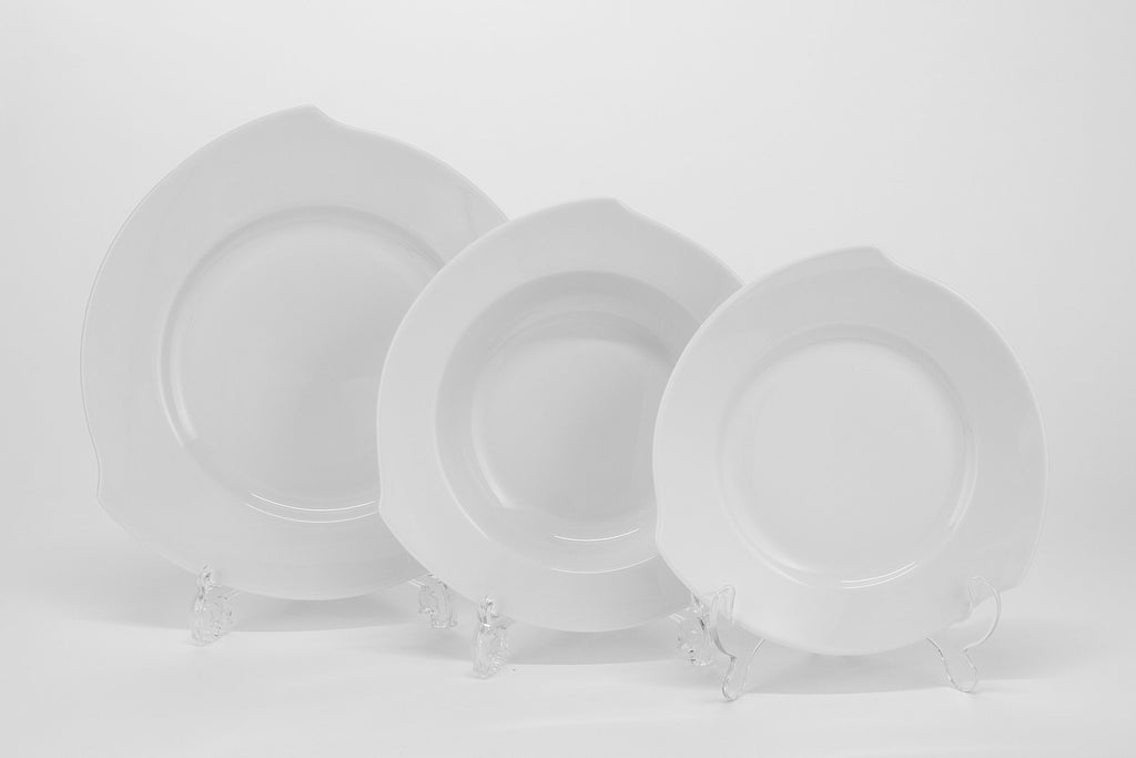 12-Piece Dinner Set | Happa - Diamond Fine Porcelain