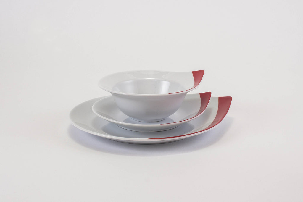 12-Piece Dinner Set | Kropla - Diamond Fine Porcelain