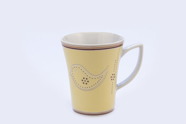 Mug 300ml Bird Gloss - Diamond Fine Porcelain - 1