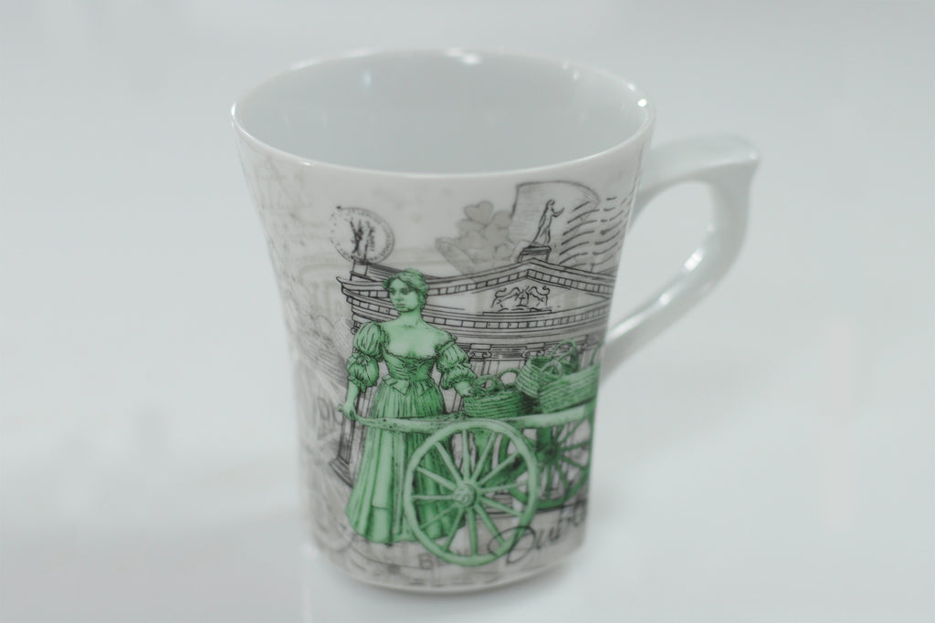Mug 300ml Dublin - Diamond Fine Porcelain - 1