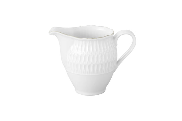 Milk Jug & Sugar Bowl | Platinum | Sofia