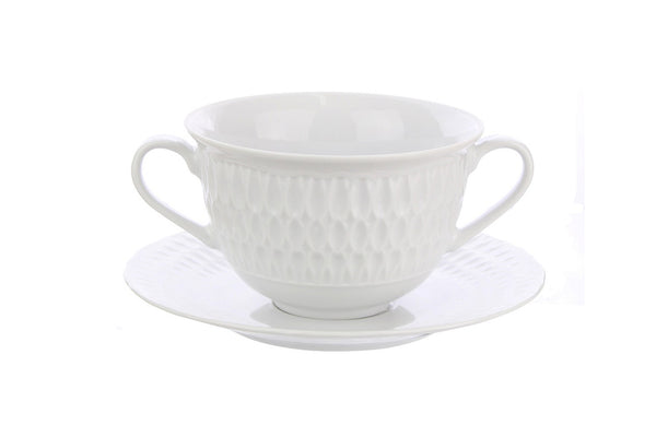 Bouillon Cup with Saucer | Sofia