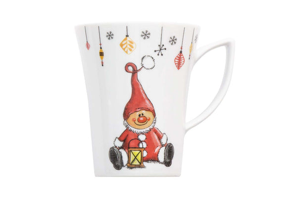 Christmas Mug 300ml | Gnome