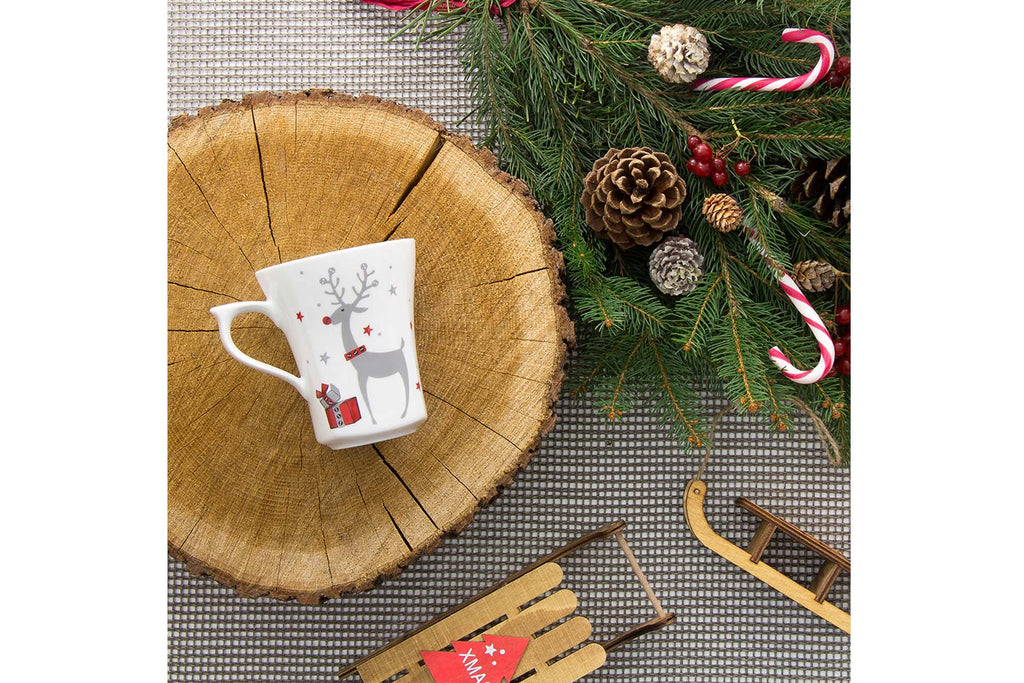 Christmas Mug 300ml | Reindeer