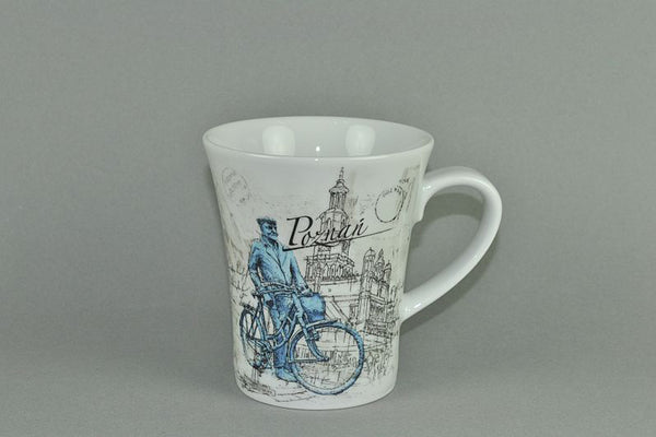 Mug 340ml | Poznan - Diamond Fine Porcelain - 1