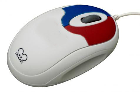 AbleNet Optical Tiny Mouse White