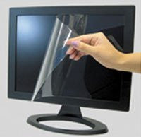 "Viziflex Screen Protector And Touch Screen Protectors - (sp24) 24"" - 20.4 x 12.8"""