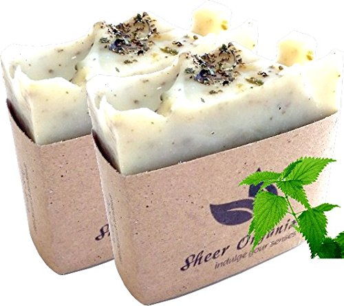 Sheer Organix Luxury Herbal Soap,skin rejuvenation