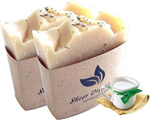 Natural ingredients Sheer Organix Luxury Herbal Soap,skin rejuvenation