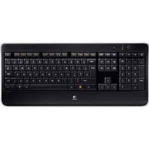 Keyboard Cover for Logitech K800 Keyboard; Keeps Out Dirt Dust Liquids and Contaminants - Keyboard not Included