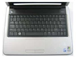 Protect Computer Products DL1265-83 DELL MINI 12, INSPIRON 1210 CUSTOM NOTEBOOK COVER PROTECTS FROM LIQUID SPILLS, D