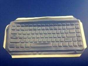 Viziflex's formfitting keyboard cover for VERBATIM KG0977 97472 693G85
