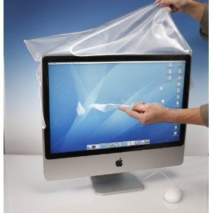 "Anti-Microbial Monitor Covers 23.5"" W x 16"" H"