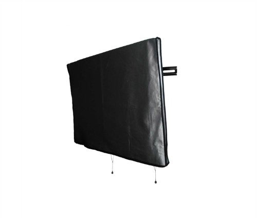 "Large Flat Screen TV's Marine Grade Nylon Dust Covers Ideal for Outdoor Locations Such as Restuarants, Hotels, Marinas or Poolside Locations (39"" Cover - 35.75"" x 3.75"" x 21.5"")"