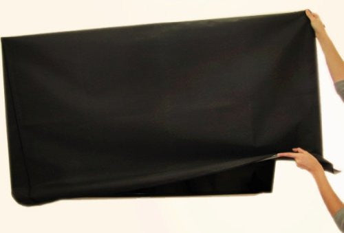 Large Flat Screen TV Marine Grade Nylon Dust Covers