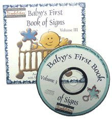 ASL American Sign Language Baby's First Book of Signs #3 for Windows Only