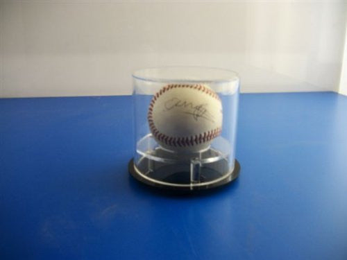 Economy Single Baseball Holder - Sports Memoriablia Display Case