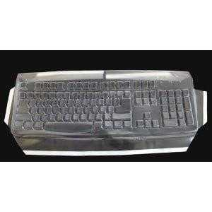 Viziflex's Biosafe Anti Microbial Keyboard cover fitting Microsoft Wireless 800 1455 WUG1008 624G108