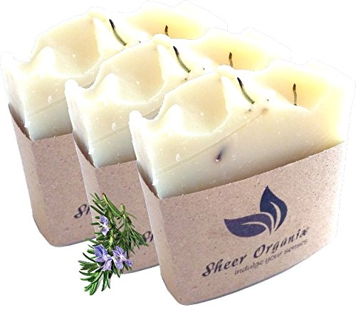Rejuvenative Handmade Herbal Soap