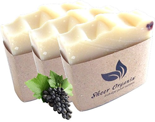 Sheer Organix Luxury Rejuvenative Herbal Soap