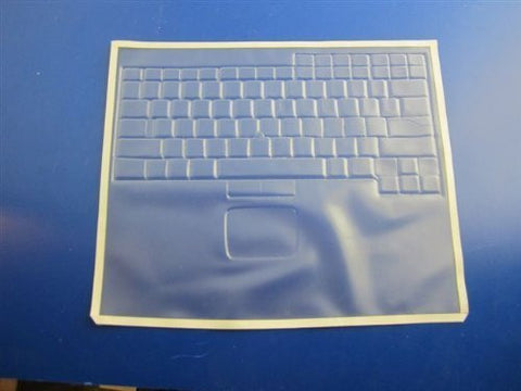 Keyboard Cover for Dell D610 Keyboard,Keeps Out Dirt Dust Liquids and Contaminants - Keyboard not Included - Part#592E93