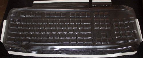 Viziflex Seels Inc Dell Keyboard Cover