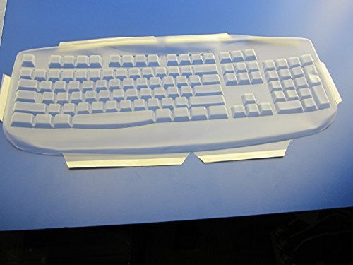 Viziflex Keyboard Cover designed for Sealshield STK503 Silverstorm