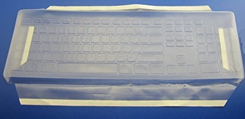 Keyboard Cover for Dell KM632 Keyboard,Keeps Out Dirt Dust Liquids and Contaminants - Keyboard not Included - Part#718G108