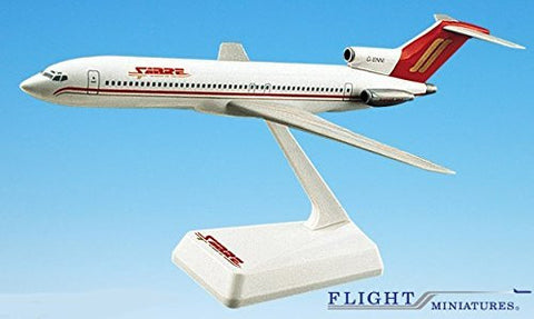 Sabre Airways Boeing 727-200 Airplane Miniature Model Plastic Snap-Fit Scale 1:200 Part# AABO-72720H-025