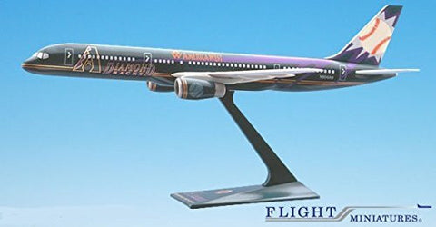 "America West ""D Backs"" Boeing 757-200 Airplane Miniature Model Snap Fit Kit 1:200 Part# ABO-75720H-600"
