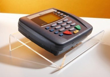 Credit Card Terminal Stand Set of 3