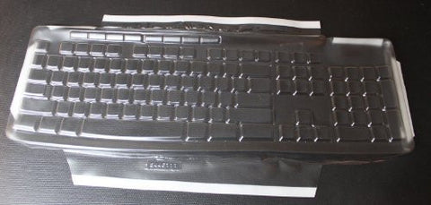 Keyboard Cover for Logitech MK 200 Keyboard,Keeps Out Dirt Dust Liquids and Contaminants - Keyboard not Included - Part#544G111