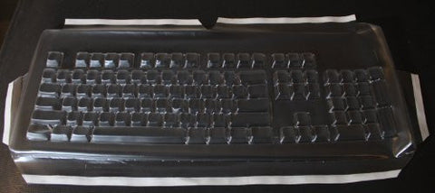Keyboard Cover for Logitech K360,Keeps Out Dirt Dust Liquids and Contaminants - Keyboard not Included - Part#717G107