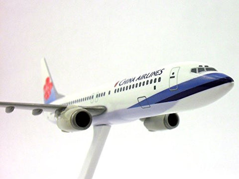 Boeing 737-800 China Airlines (Taiwan) 1/200 Scale Model