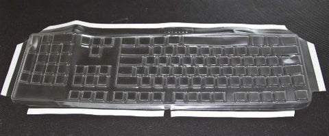 Keyboard Cover for Dell L304 Keyboard, Keeps Out Dirt Dust Liquids and Contaminants - Keyboard not Included - Part# 230G104