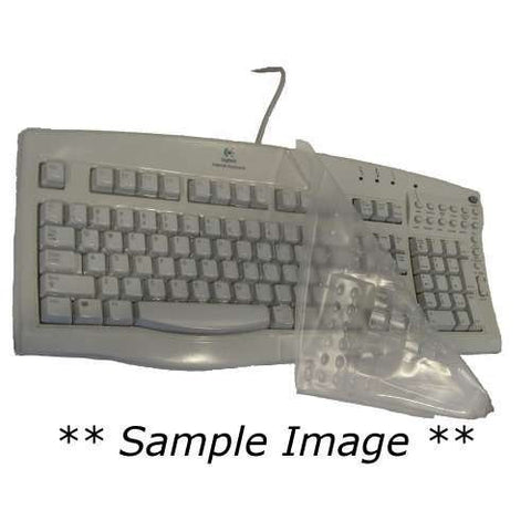 Viziflex Keyboard Cover for Dell Model Number: KB212-B