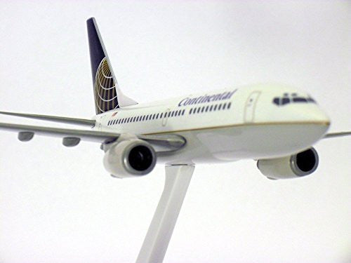 Boeing 737-700 Continental Airlines 1/200 Scale Model by Flight Miniatures #ABO-73770H-010